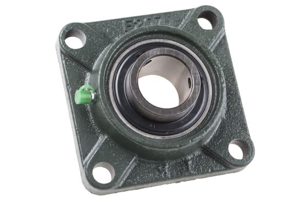 Product image for 4 Bolt Flange Bearing Unit 35mm