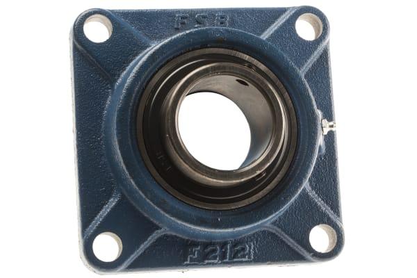 Product image for 4 Bolt Flange Bearing Unit 60mm