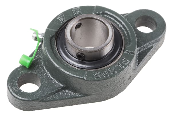 Product image for 2 Bolt Flange Bearing Unit 1 inch