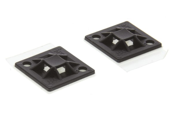 Product image for Q-mount 20 x 20 mm, adhesive