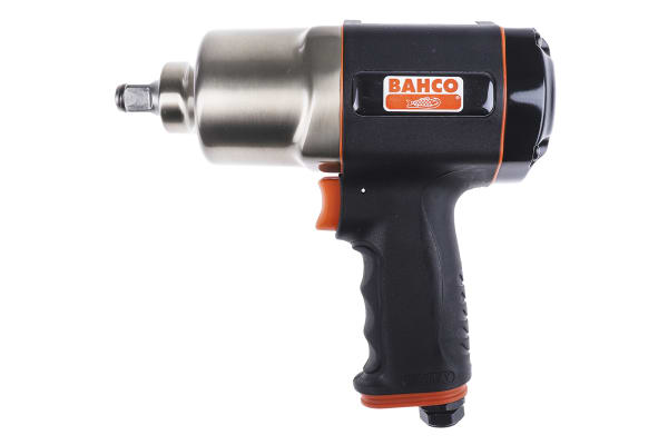 Product image for Bahco BP815 1/32 in Air Impact Wrench, 7000rpm, 320 → 620Nm