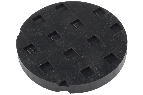 Product image for FABCEL 300 PAD DIA 100MM X 12MM THICK