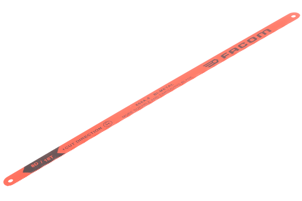 Product image for Hacksaw blade 8 teeth per cm 300mm