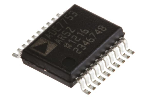 Product image for Multifunct. Energy Metering 1-Ph SSOP20