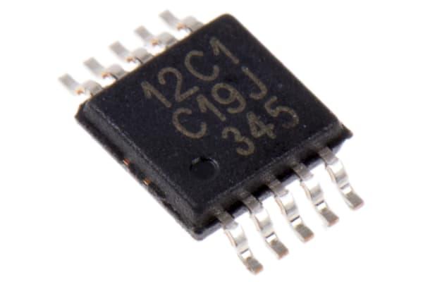 Product image for TRANSMITTER,RF,27-960MHZ,FSK/OOK,MSOP10