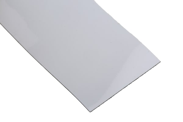 Product image for MAGNETIC RACKING STRIP - 50MM X 10M -WHT