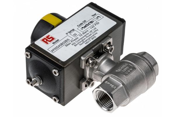 Product image for 1/2in. BSP S/Steel B/Valve DA Actuator