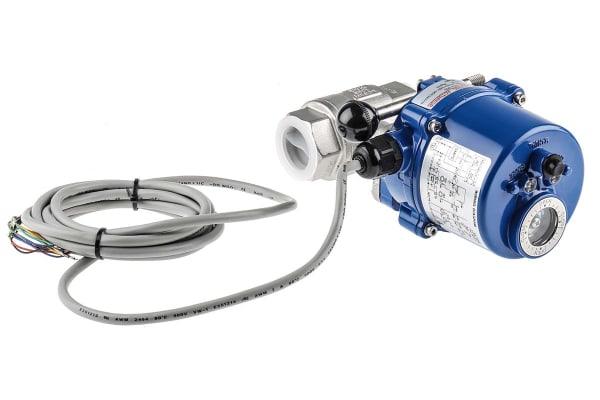 Product image for 1in.BSP S/Steel B/Valve w/ Elec.Actuator
