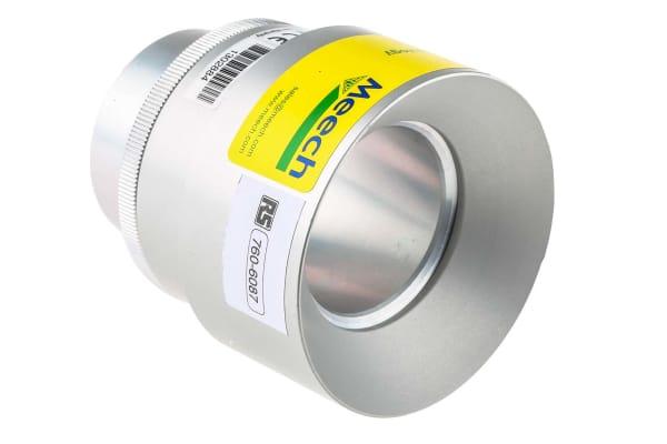 Product image for Meech Aluminium Pneumatic Air Amplifier,40mm Diam.,G 3/8 Port Size, Maximum of 10bar