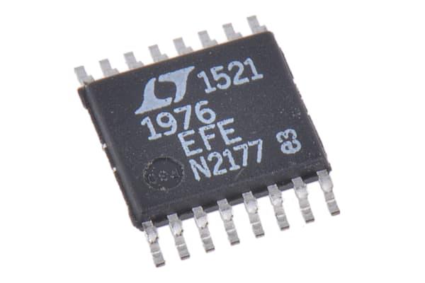 Product image for DC-DC CONVERTER STEP-DOWN 60V TSSOP16EP