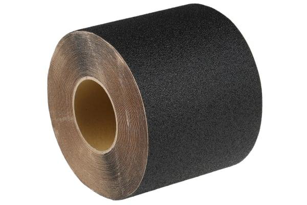 Product image for Anti Slip Tape Black 152mm x 18.3m