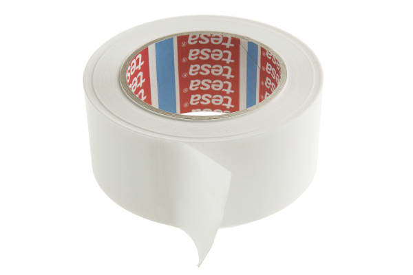 Product image for Tesa Translucent High-slip PE Gliding Foil, 33m x 50mm