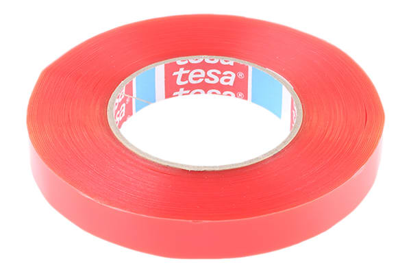 Product image for DOUBLE SIDED FILMIC TAPE 50MX19MM