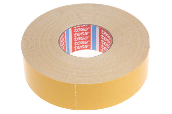 Product image for DOUBLE SIDED CLOTH TAPE 50MX50MM