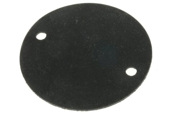 Product image for Black neoprene solid gasket