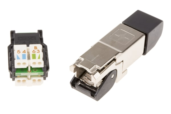Product image for Telegartner, Male Cat6a RJ Connector