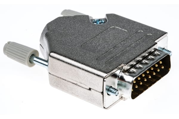 Product image for MH Connectors 15 Way D-sub Connector