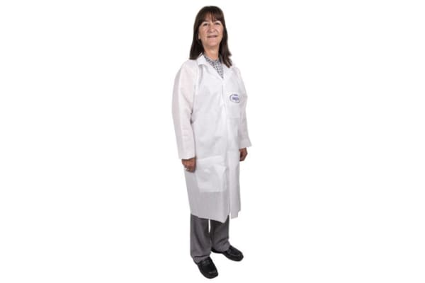 Product image for KIMTECH SCIENCE A7 LAB COAT , M