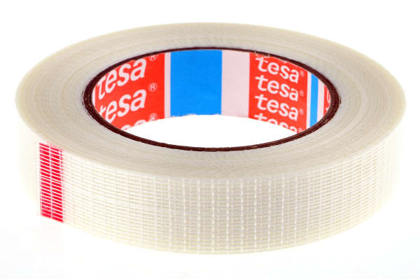 Product image for CROSSWEAVE STRAPPING TAPE 50MX25MM