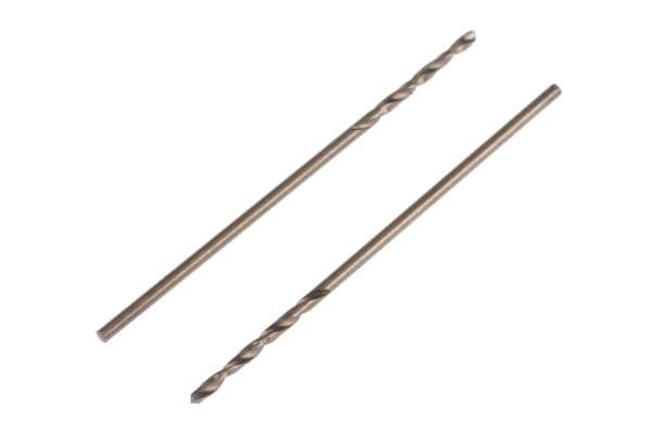 Product image for Drill Bit, HSS-Co, DIN338, 1x12x34mm