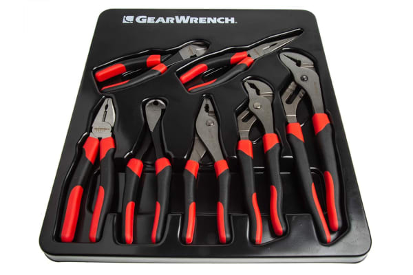 Product image for GearWrench Pliers Plier Set, 250 mm Overall Length