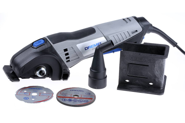 Product image for Dremel DSM20 Corded Rotary Tool, UK Plug