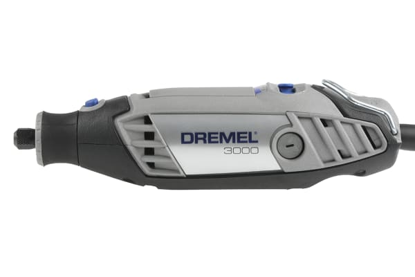 Product image for Dremel 3000 Corded Rotary Tool, UK Plug