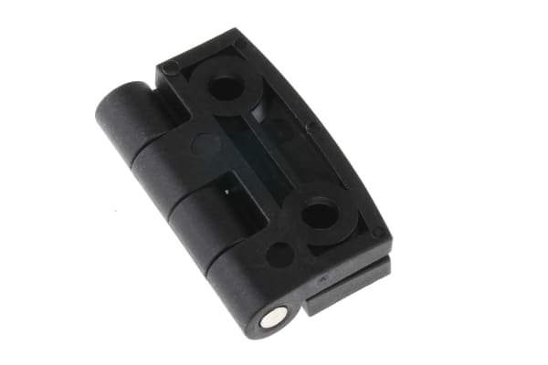 Product image for Square machine hinge, 50x50mm