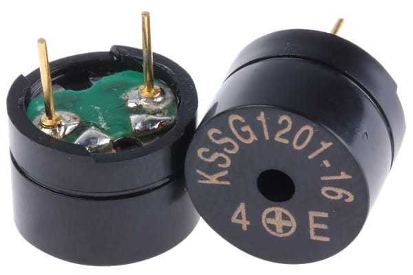 Product image for Transducer PCB magnetic 1.5Vpp 85dB
