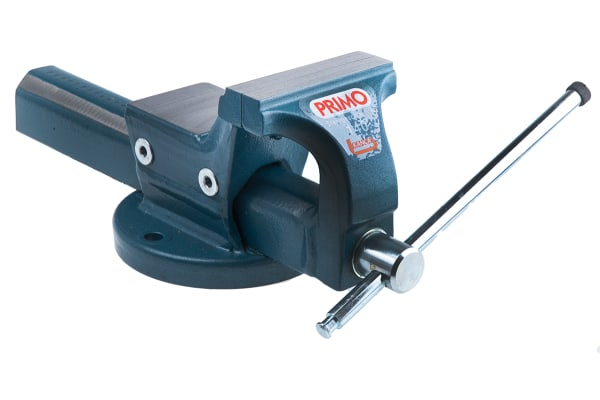 Product image for Forged Parallel Bench Vice 140mm