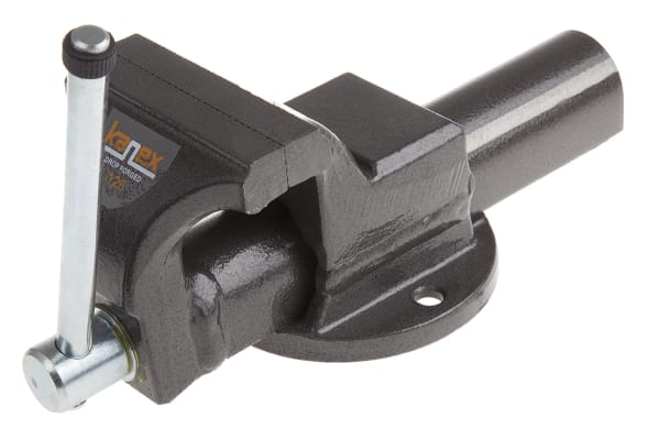 Product image for Forged Parallel Bench Vice 125mm