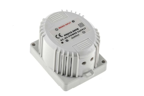 Product image for MINATURE 24VDC 500MA POWER SUPPLY