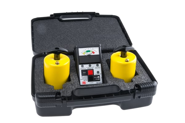 Product image for Analogue Surface Resistance Meter
