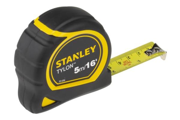 Product image for STANLEY TYLON TAPE MEASURE 5M