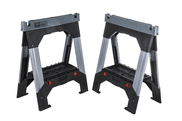 Product image for FatMax Aluminium Saw horse Twin Pack