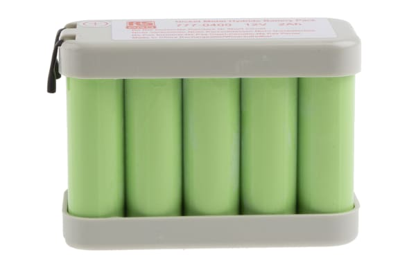 Product image for NiMH AA x 10 2000mAh 12V Pack