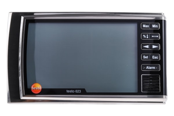 Product image for TESTO 623 TEMPERATURE/HUMIDITY RECORDER