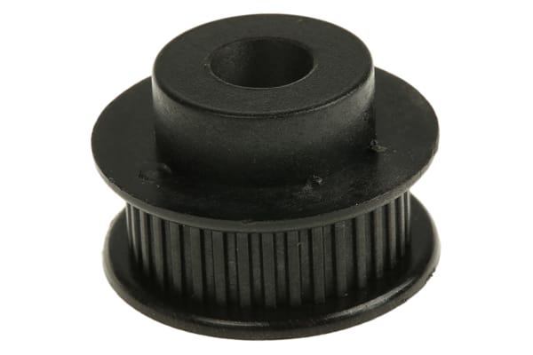 Product image for MXL Plastic Pulley teeth 36, bore 8mm