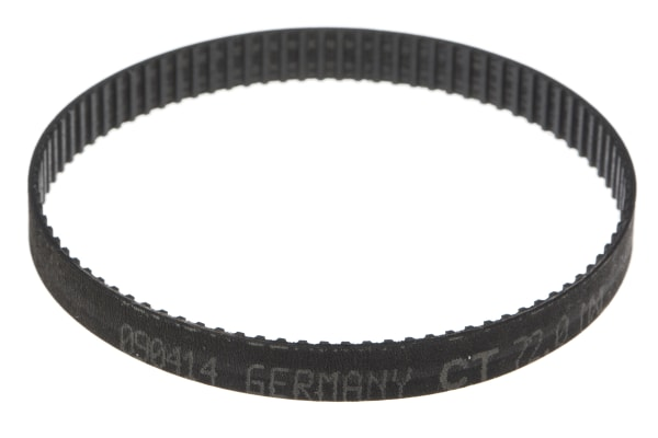 Product image for MXL Rubber Timing Belt W1/4, L 7.20 in.