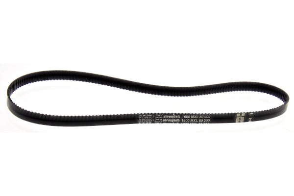 Product image for MXL Rubber Timing Belt W1/4, L 16.00 in.