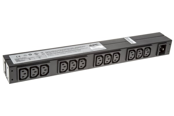 Product image for APC Rack PDU 16A, 208/230V, (12)C13