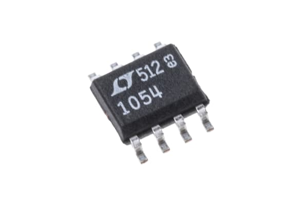 Product image for Charge-Pump with Regulator 100mA SOIC8