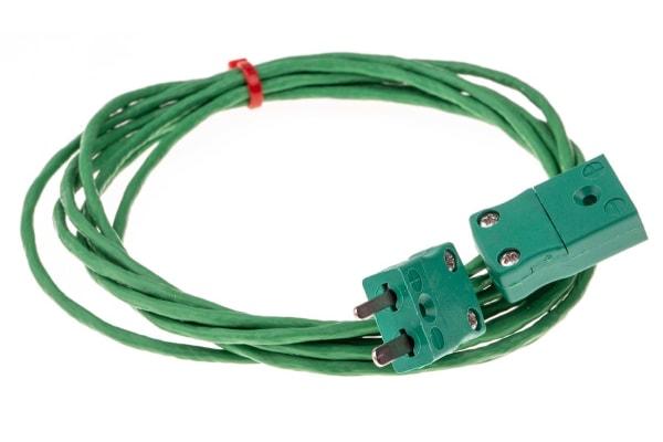 Product image for K PFA/SSOB/PFA EXTENSION LEAD MINI 2M