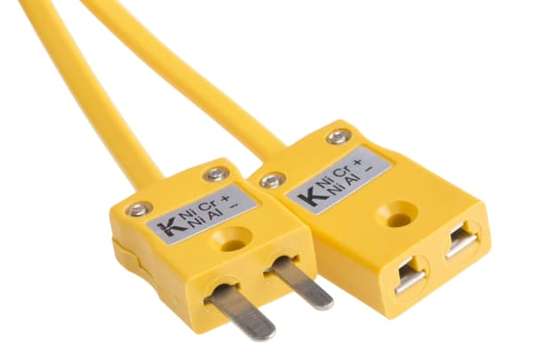 Product image for K ANSI PVC F/P EXTENSION LEAD MINI 2M