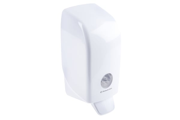 Product image for Kimberly Clark 1000ml Wall Mounted Soap Dispenser for Aquarius, Kimcare, Kleenex
