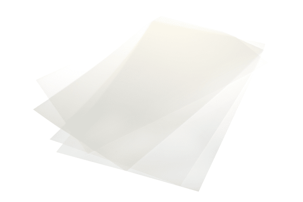 Product image for Mylar Film 0.25mm, pack of 5