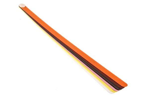 Product image for Plastic Feeler Gauge Set 12 inch Blades