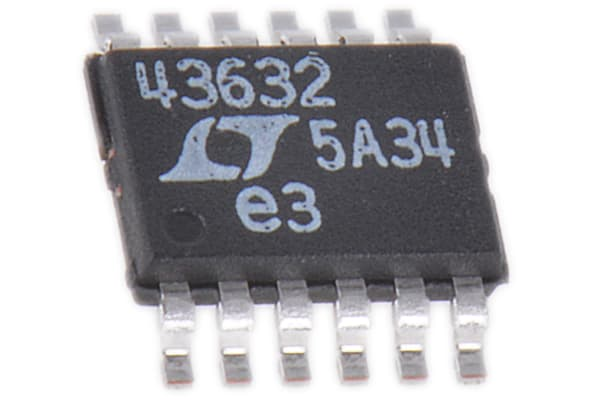 Product image for 80V Surge Stopper, Current Limit MSOP12