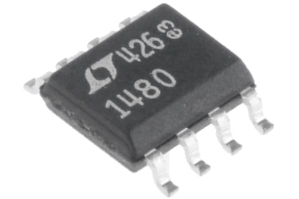 Product image for 3.3V Low Power RS-485 Transceiver SOIC8