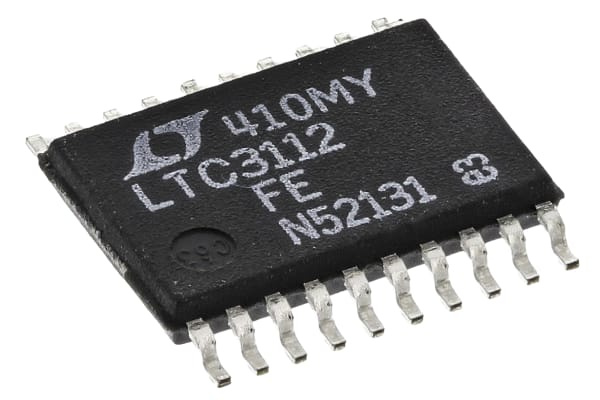 Product image for 15V 2.5A Synch Buck-Boost DC/DC TSSOP20